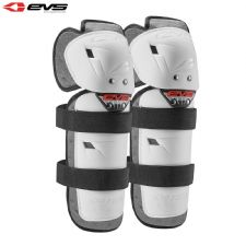 EVS 2016 Option Knee Guards Adult (White) Pair Size Adult